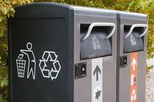 RFID per cestino rifiuti
